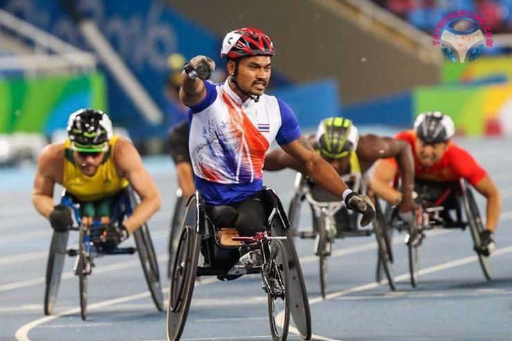 泰国残奥会主席支持运动员接种政府和IPC