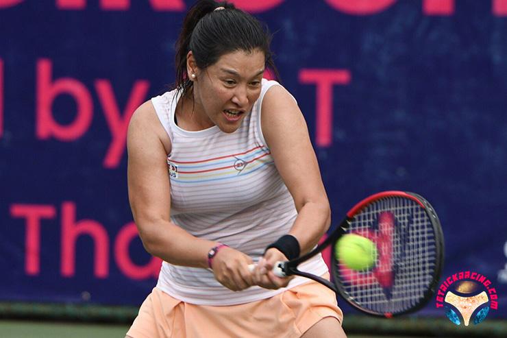 网球世界中的秘密公式Tammy