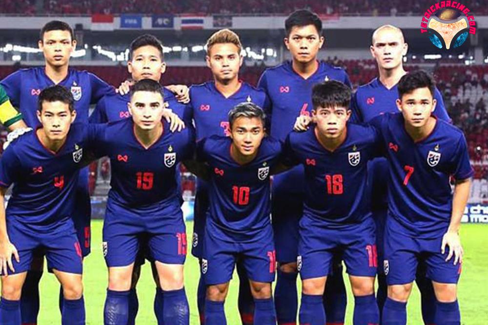 泰国国家队继续练习